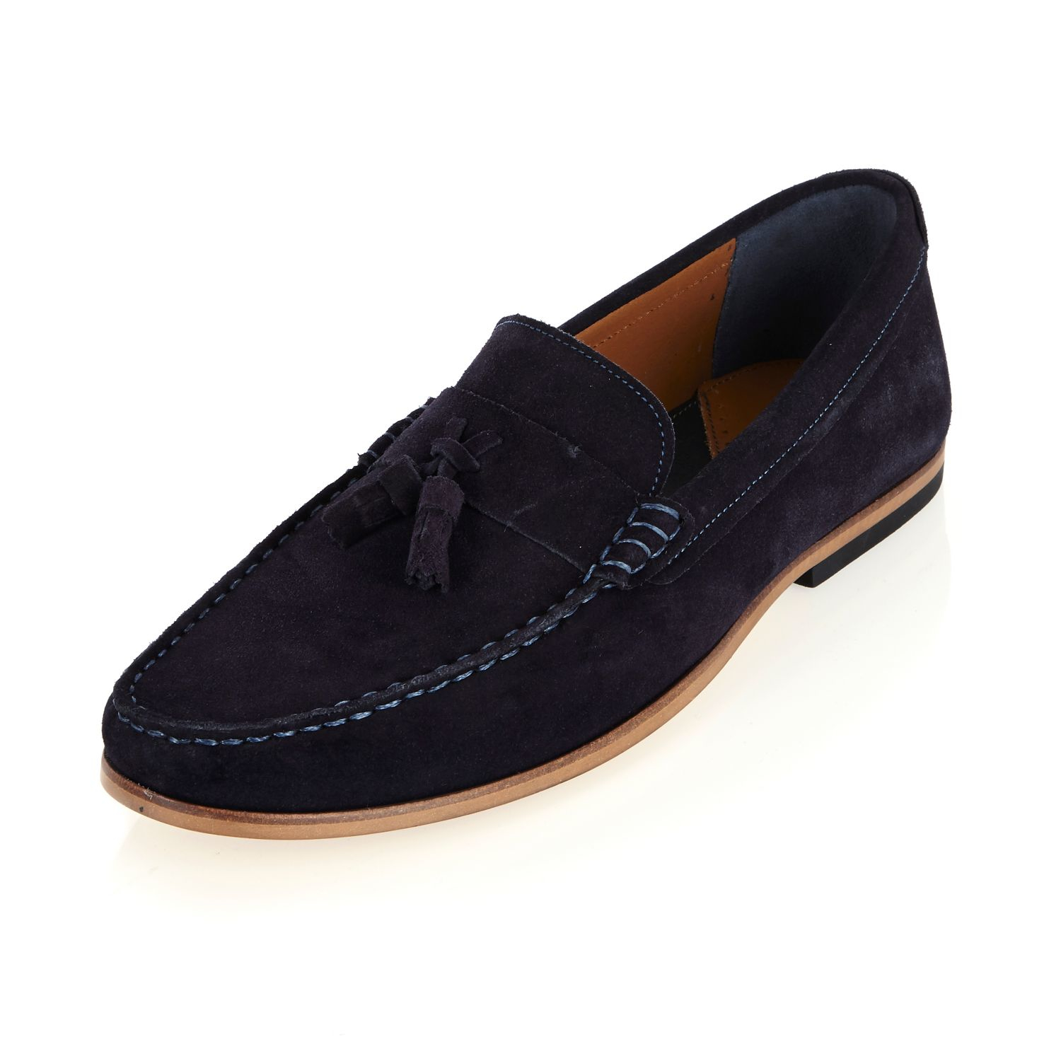 Mens Canvas Shoes River Island