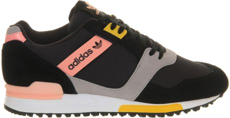 Uk Mens Adidas Zx 700 - Shoes Adidas Zx700 Contempt Black
