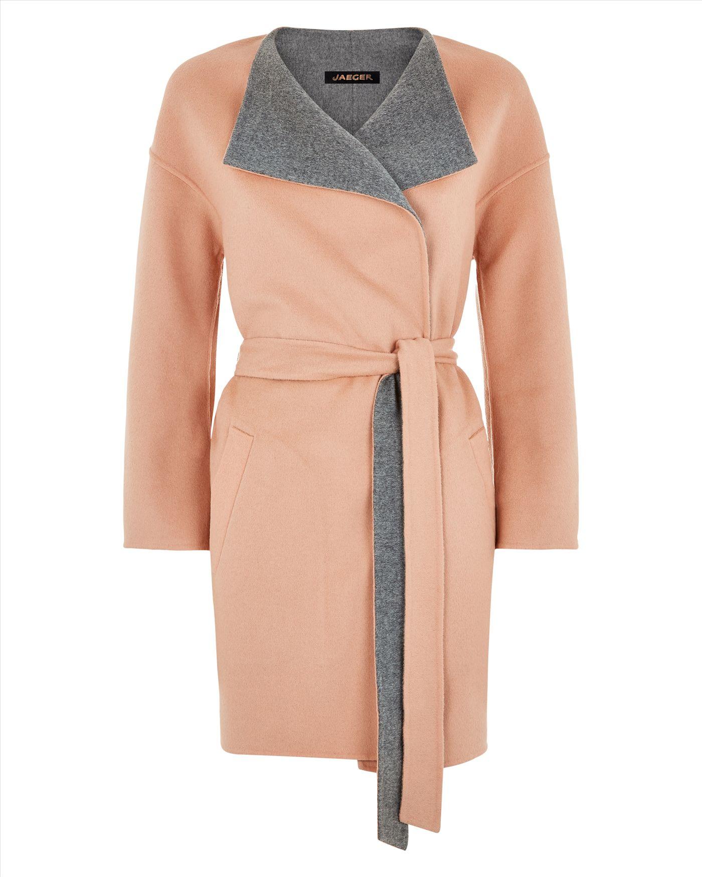 Jaeger Pink Coat