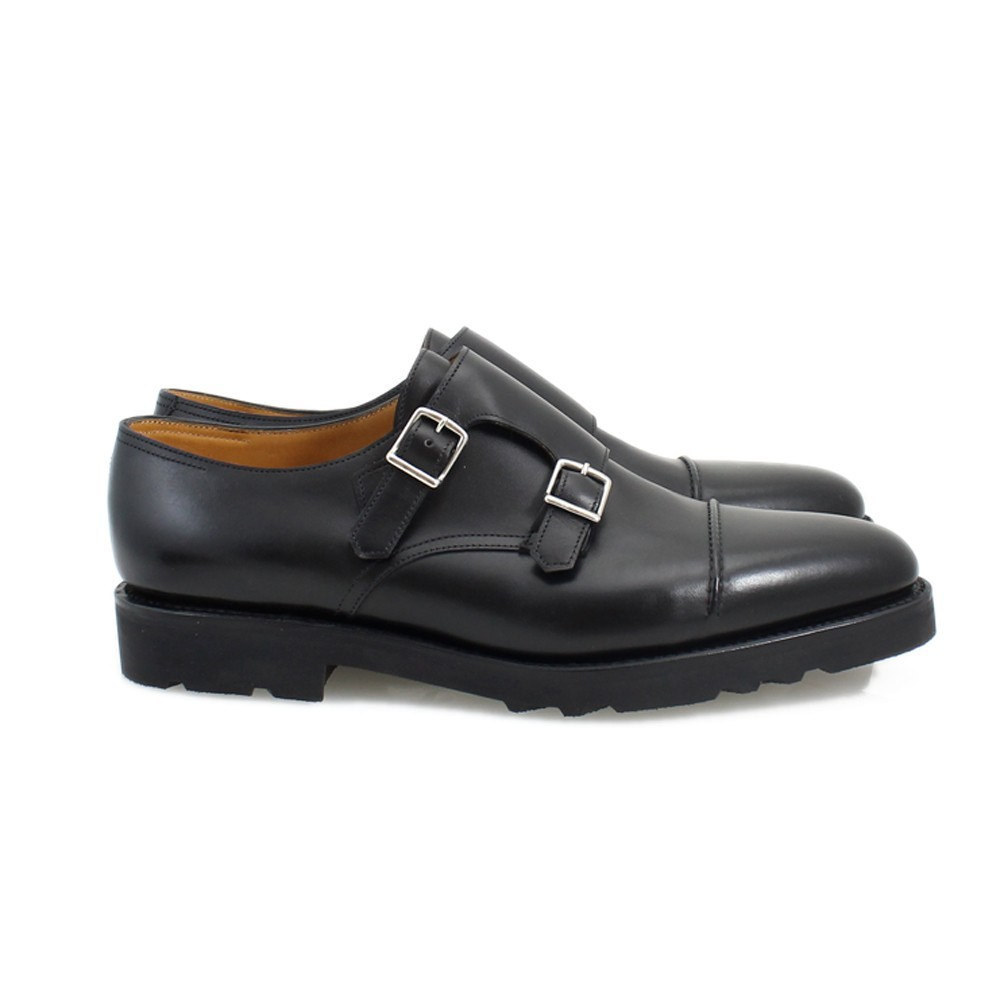 John Lobb Shoes >> John lobb William Ii in Black for Men | Lyst