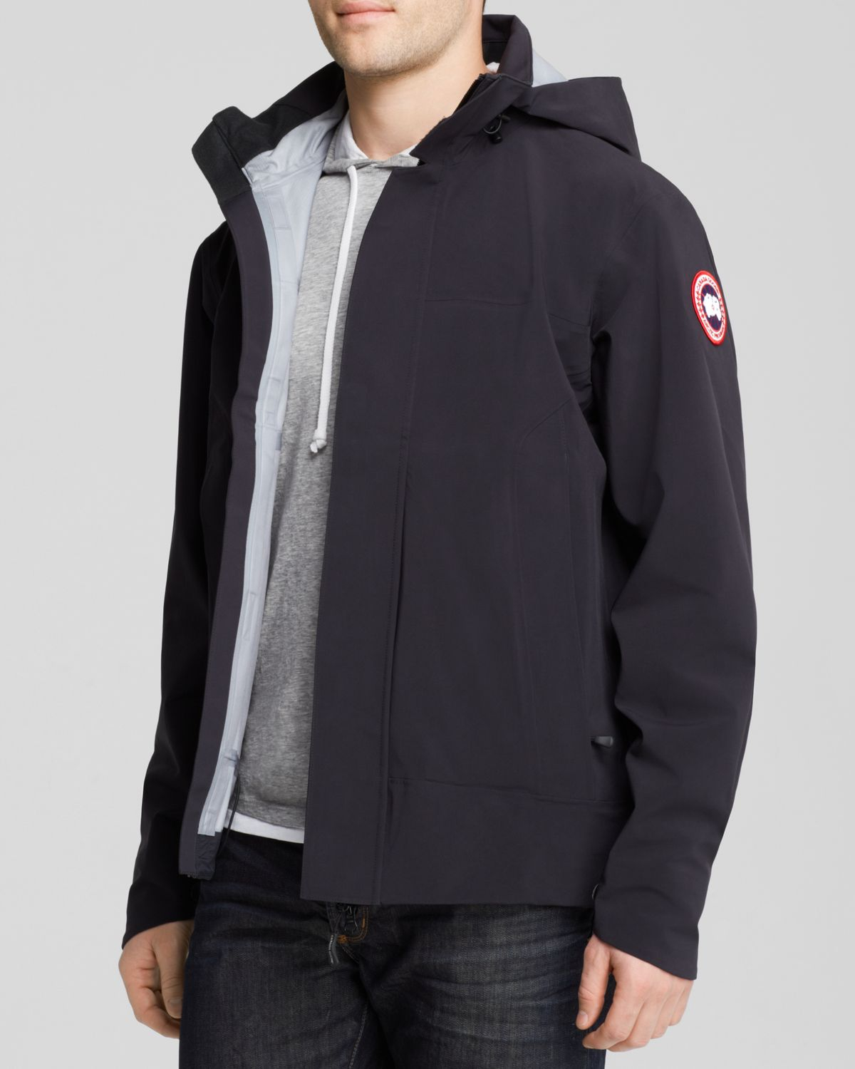 Canada Goose expedition parka outlet shop - Canada goose Ridge Shell Jacket in Black for Men | Lyst