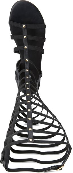 Forever 21 Sweet Life Gladiator Sandals In Black Lyst