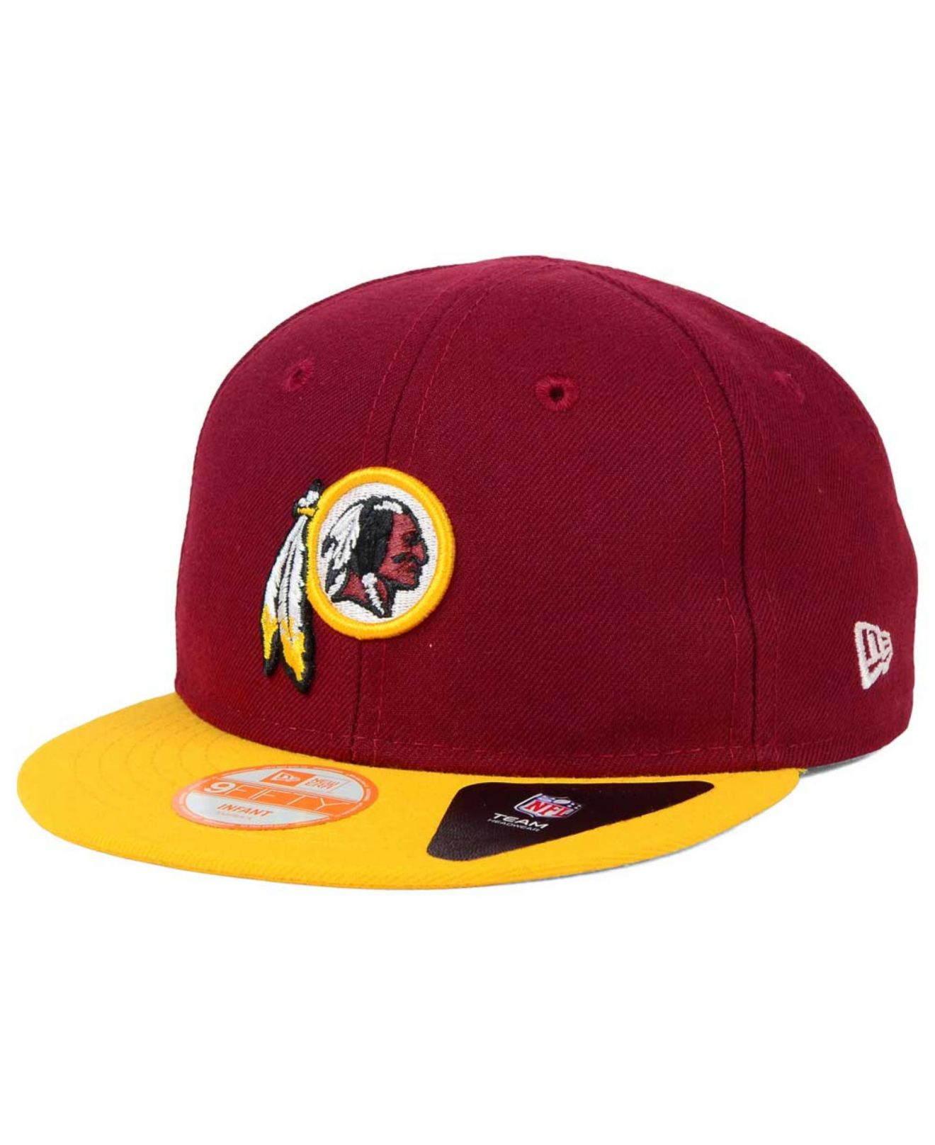 cf235529846 Lyst - KTZ Babies  Washington Redskins My 1st 9fifty Snapback Cap in ...