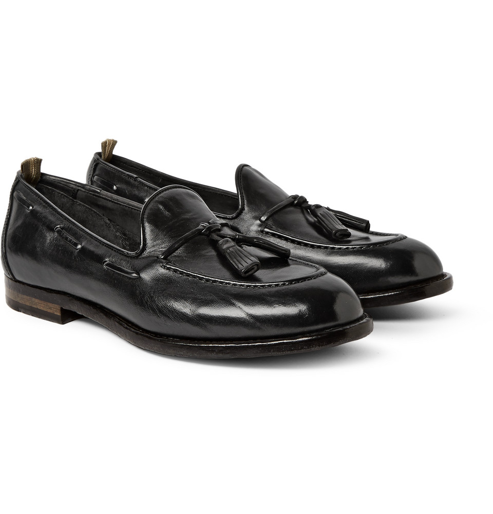 discount new styles Officine Creative tassel loafers outlet sale iVjPP6gYl