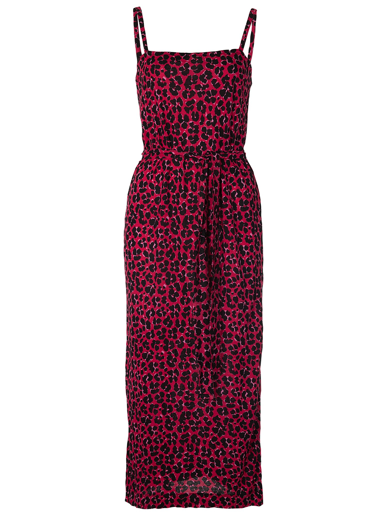 99461ea74b French Connection Anna Jersey Strap Dress in Pink - Lyst