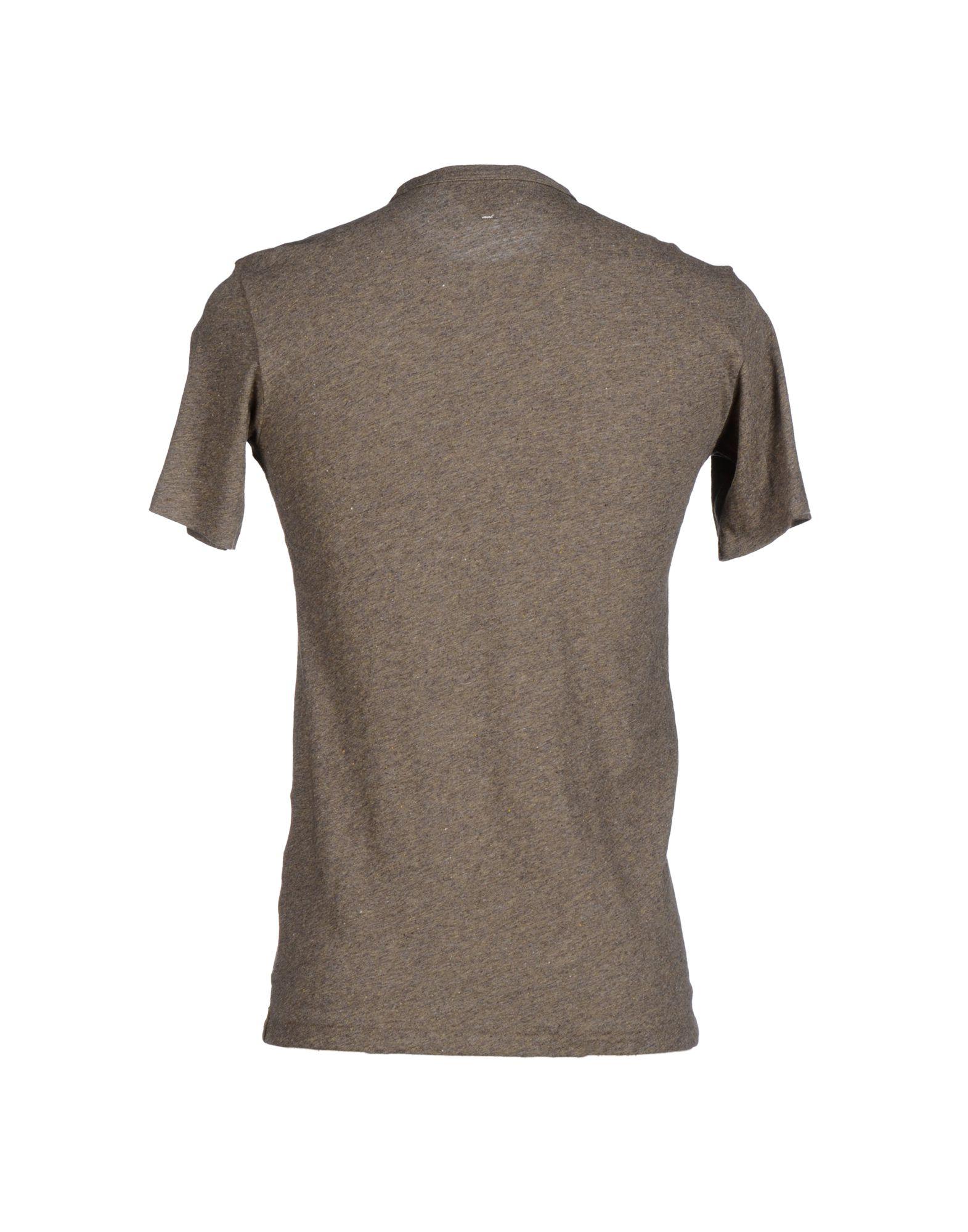 Rag bone t shirt in natural for men khaki save 6 lyst for Rag and bone t shirts