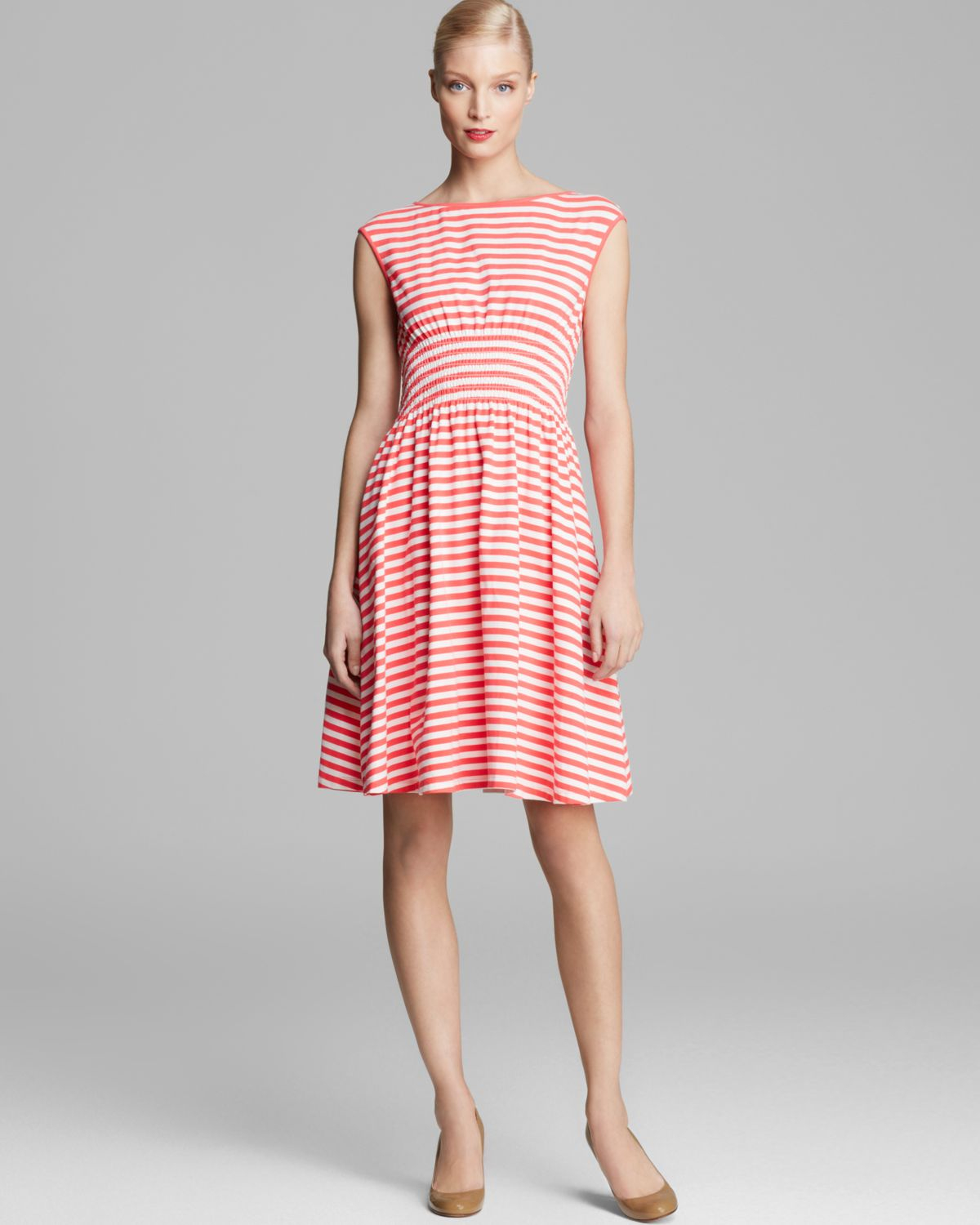Kate Spade New York Leora Dress In Red Lyst