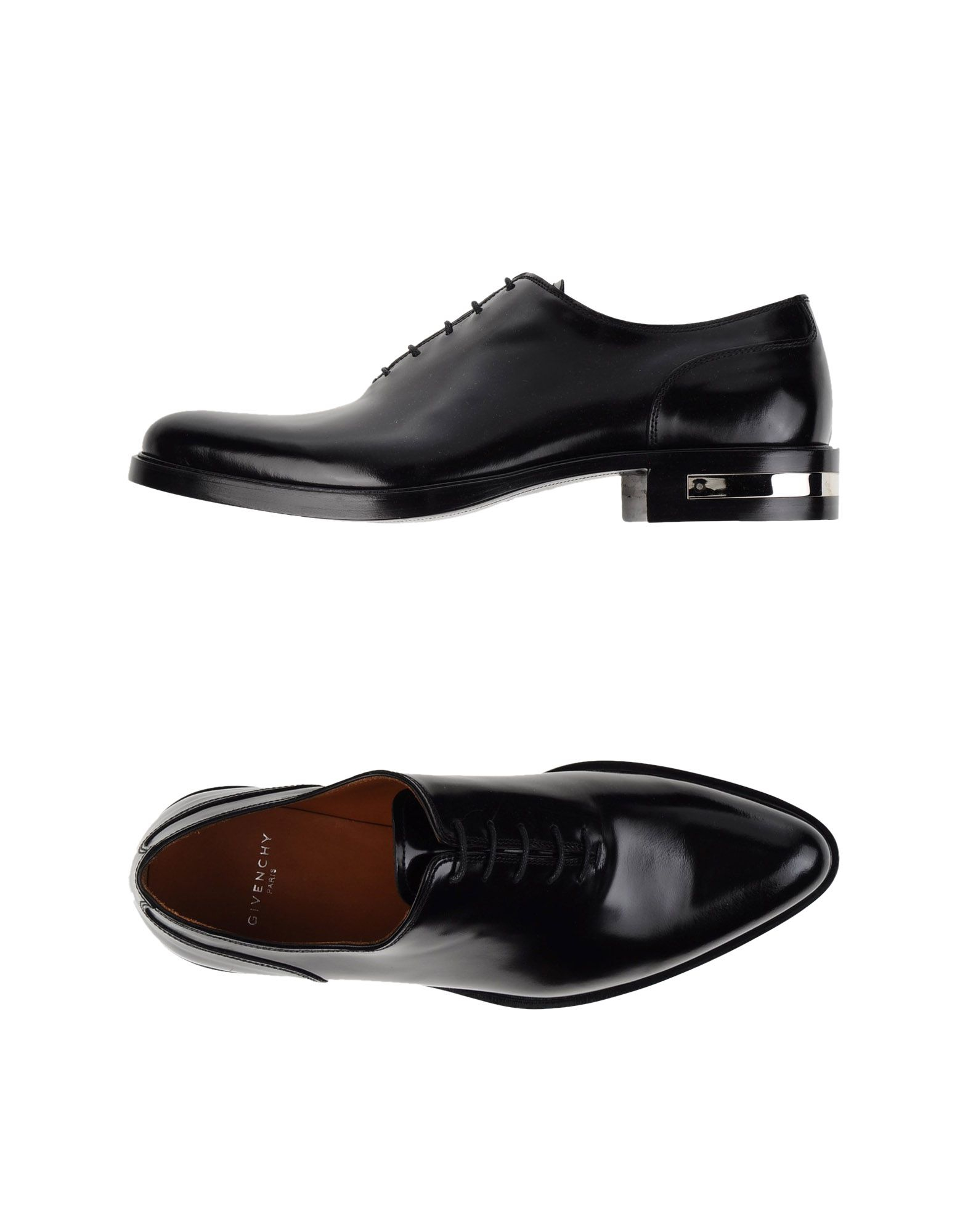 Lyst - Givenchy Lace-up Shoes in Black for Men