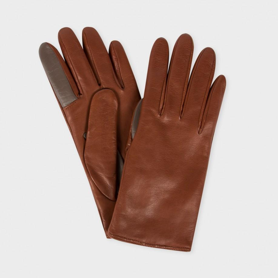 Womens leather touchscreen gloves - Gallery Women S Leather Gloves