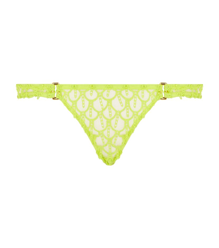 a9ea7f8db4 Agent Provocateur Axis Brief in Green - Lyst