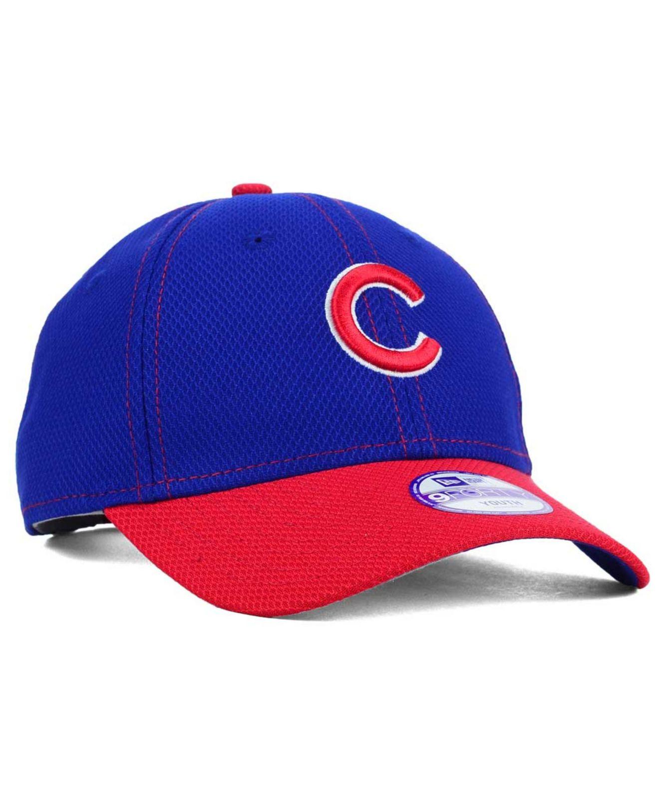 4690ed75f6e ... get new era 20457246 chicago cubs mlb 18 wheeler 9forty black cap lyst  ktz kids chicago