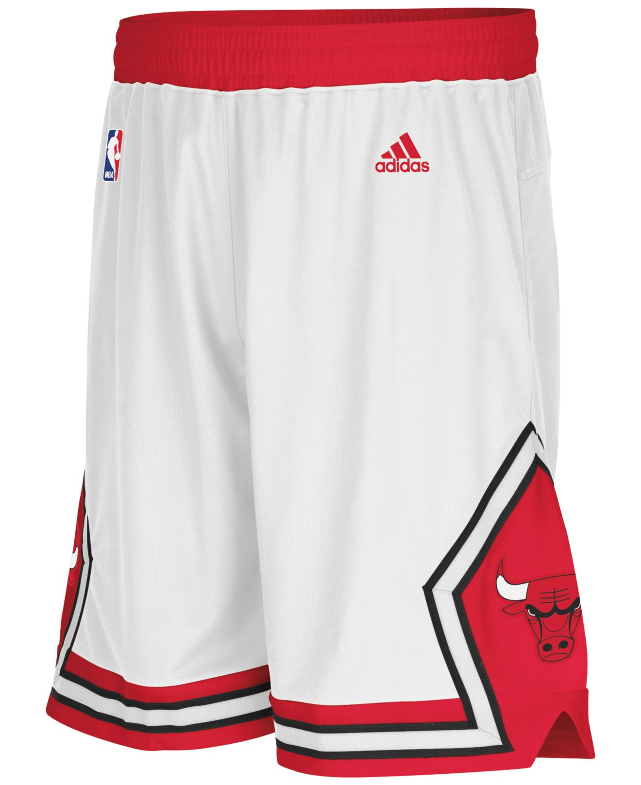 Lyst - adidas Originals Men s Chicago Bulls 3g Swingman Shorts in ... 30340ec32b8