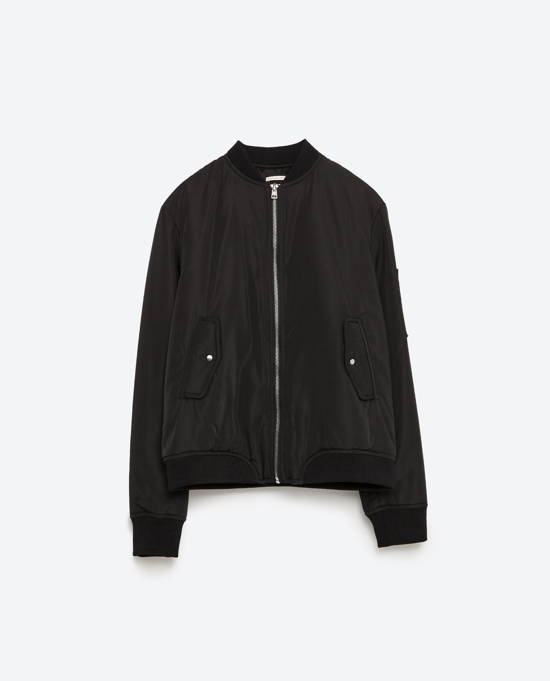 Nylon Black Jacket 41