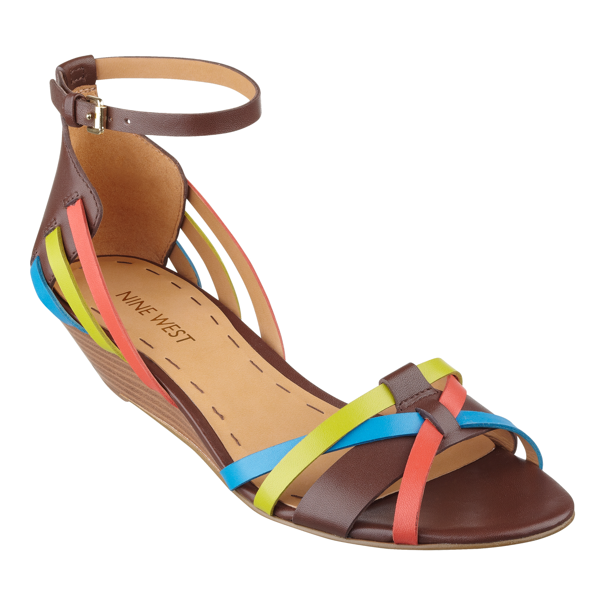 Nine West Villea Sandal Lyst
