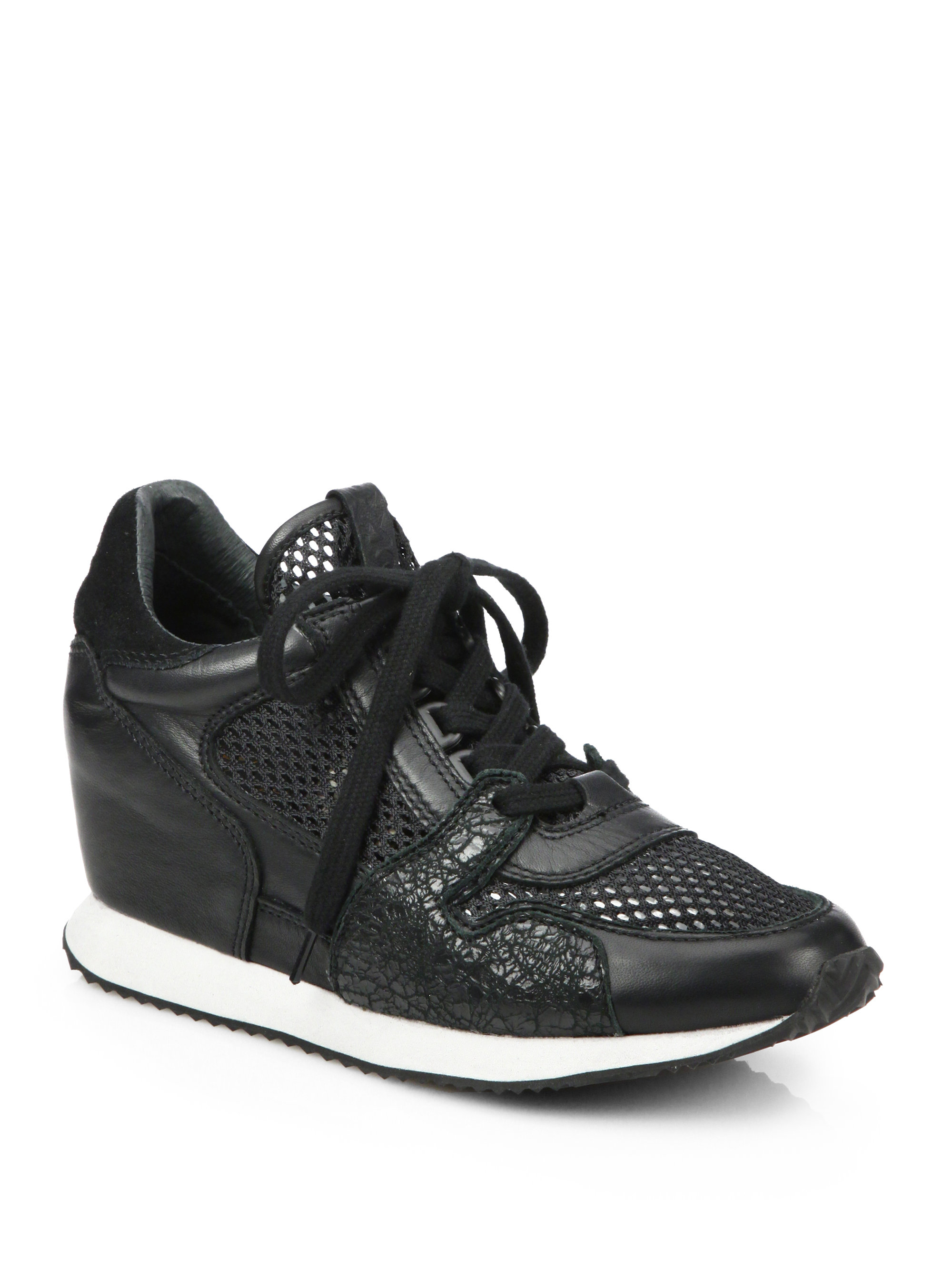 4b70a93750d Gallery. Previously sold at  Saks Fifth Avenue · Women s Wedge Sneakers  Women s Ash ...