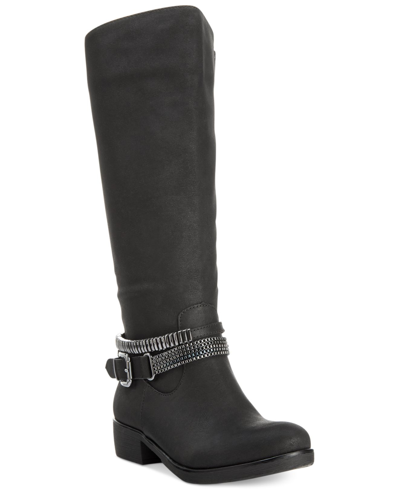 style co style co wardd embellished moto boots only