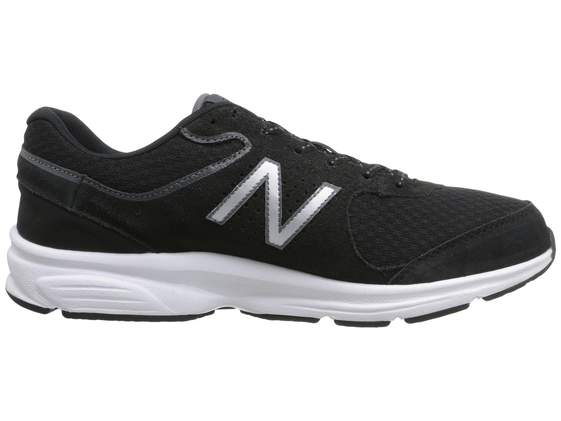 New Balance Mw411v2 In Black For Men Lyst
