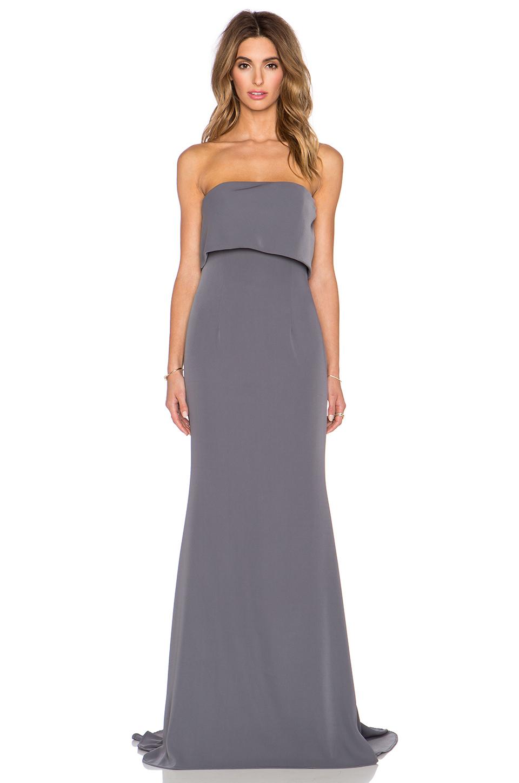 Long dress revolve 80