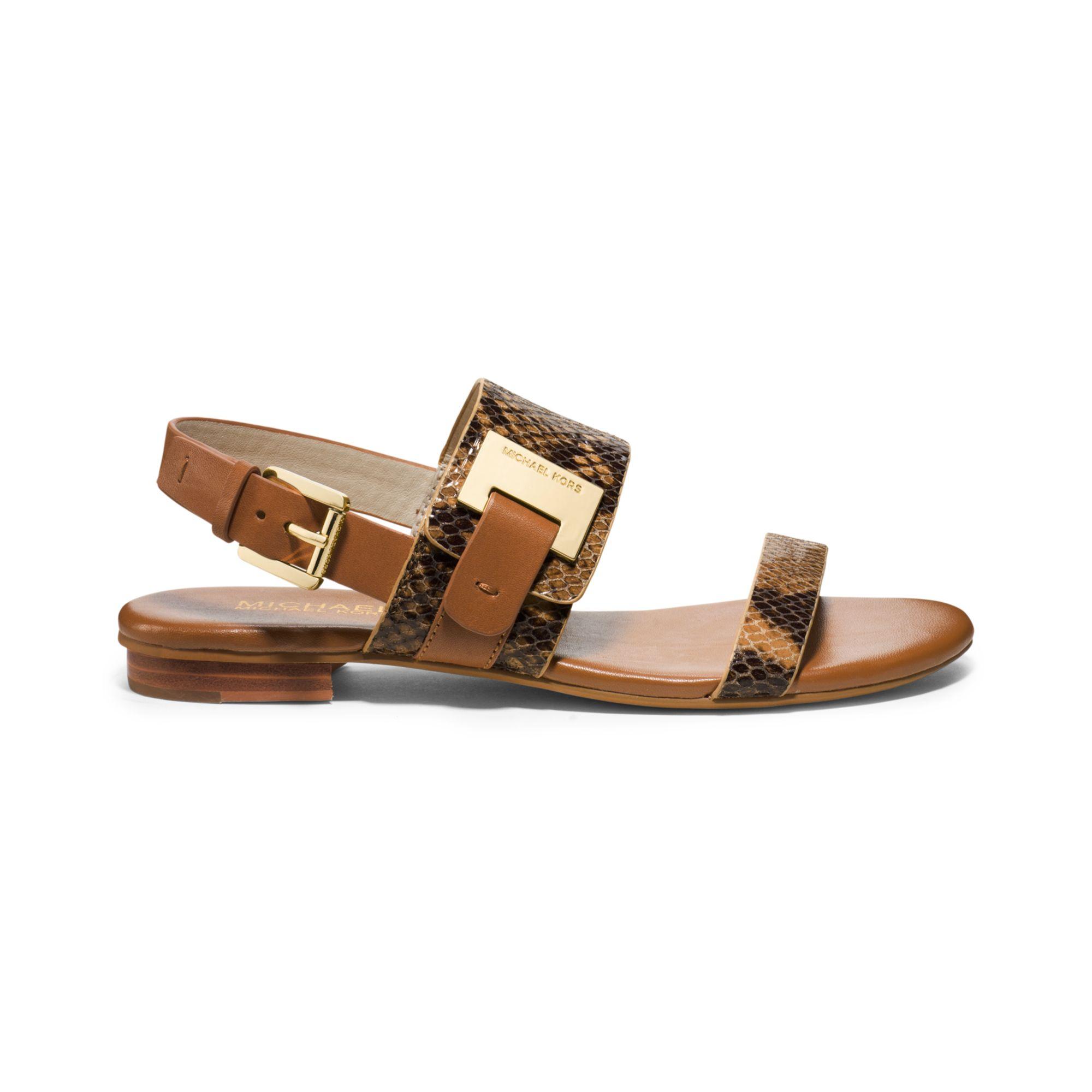 Michael Kors outlet -50% - White woman Sandals € 88
