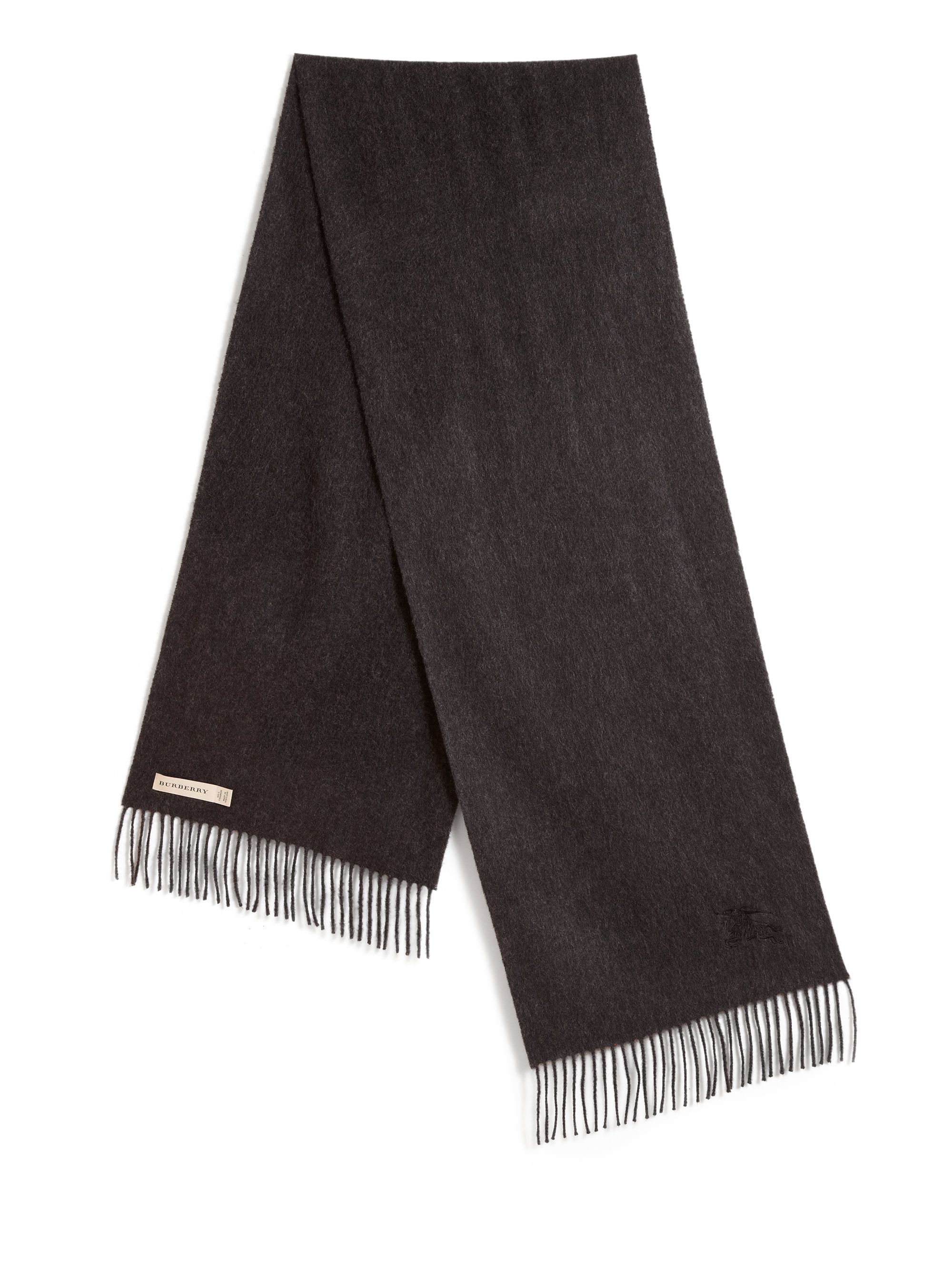 how to clean cashmere scarf