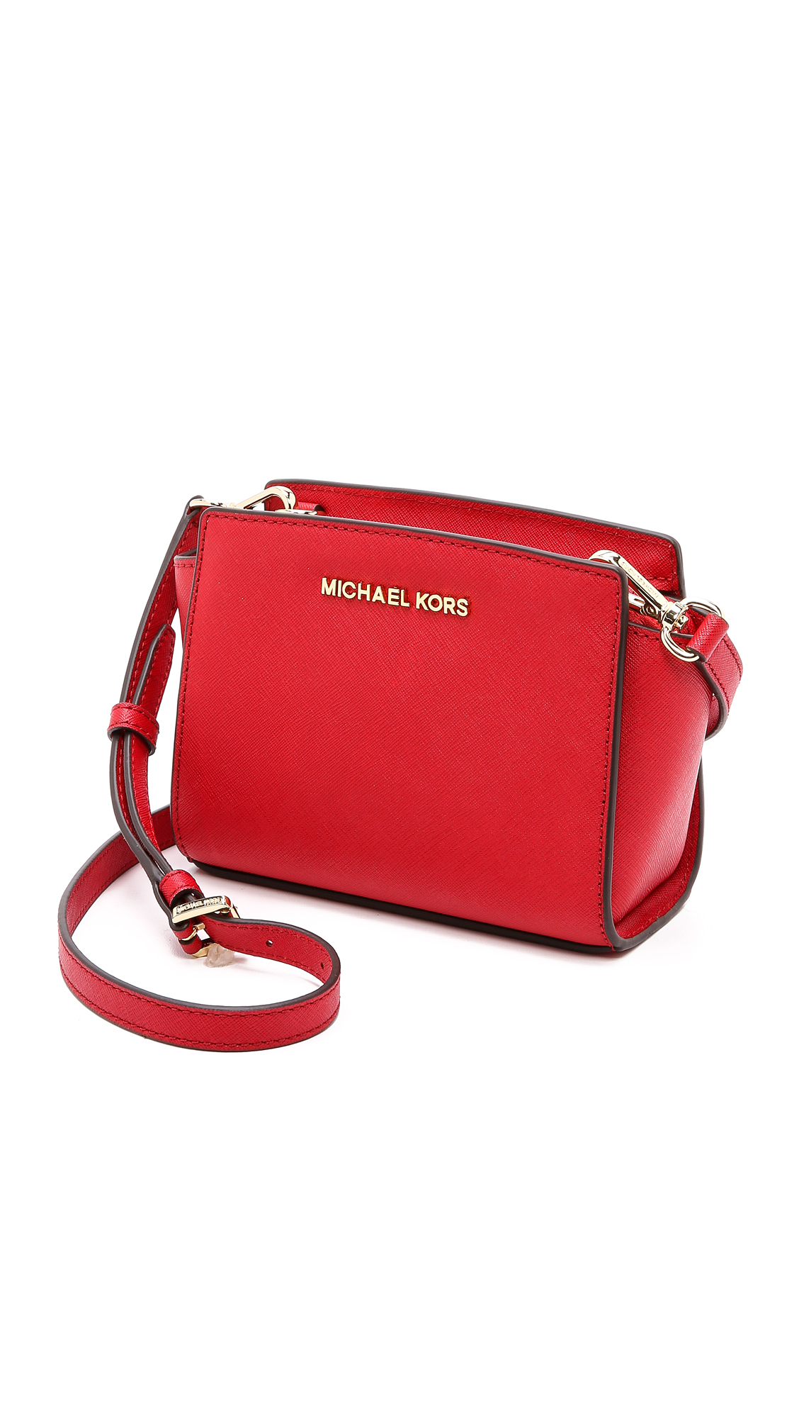 080392def6fa Gallery. Previously sold at  Shopbop · Women s Michael By Michael Kors Selma  Women s Ring Handle Bags ...