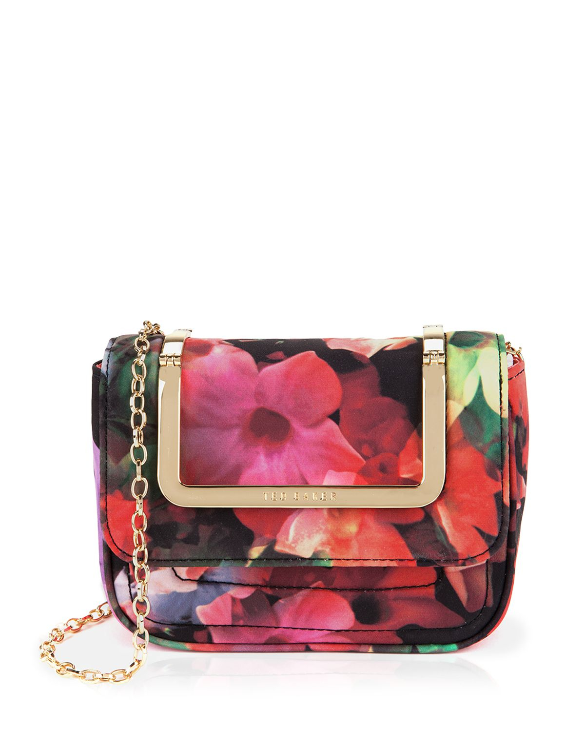 Lyst - Ted Baker Crossbody - Cassiee Cascading Floral