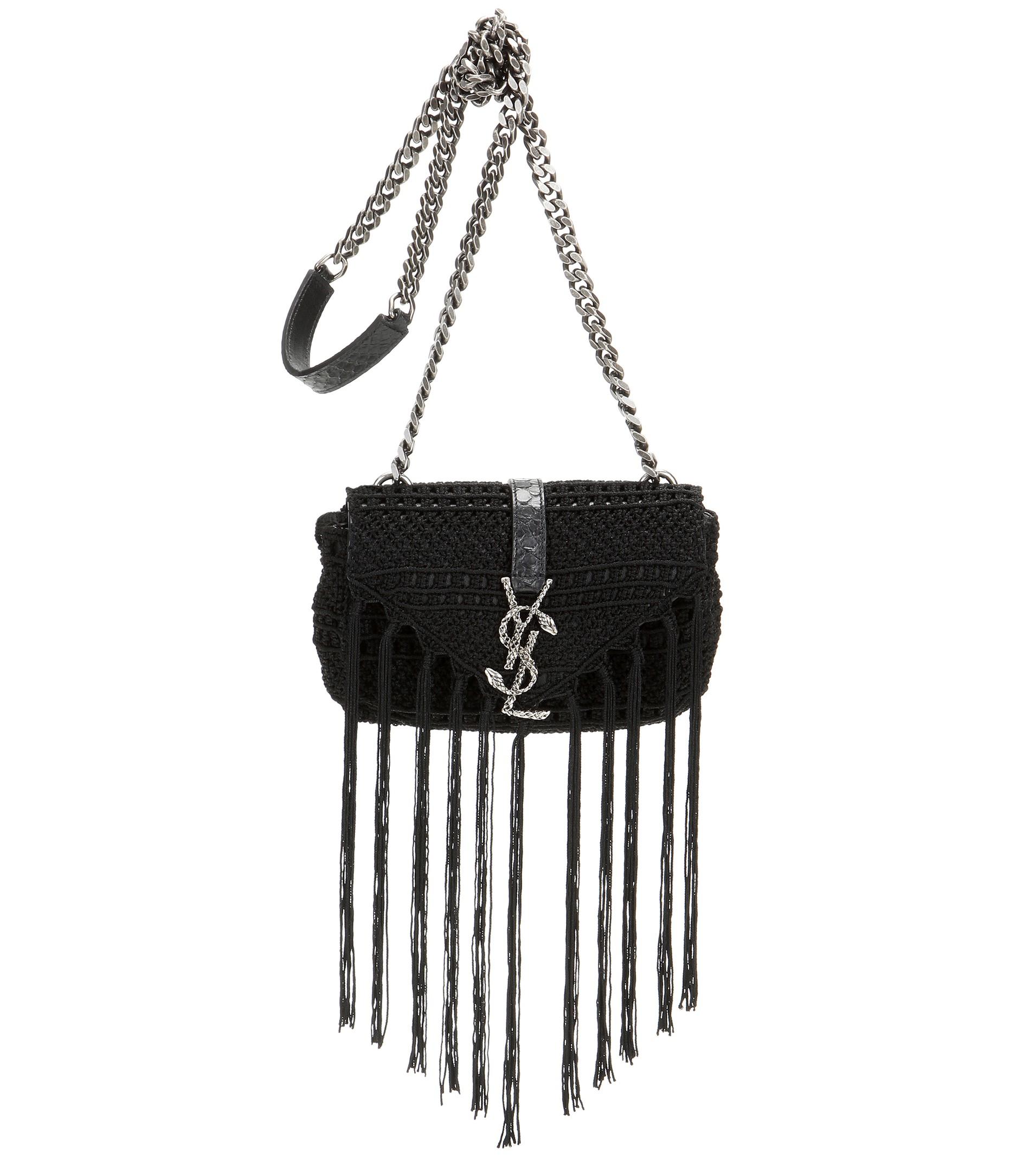 ysl city bag - saint laurent classic baby monogram saint laurent chain bag in ...