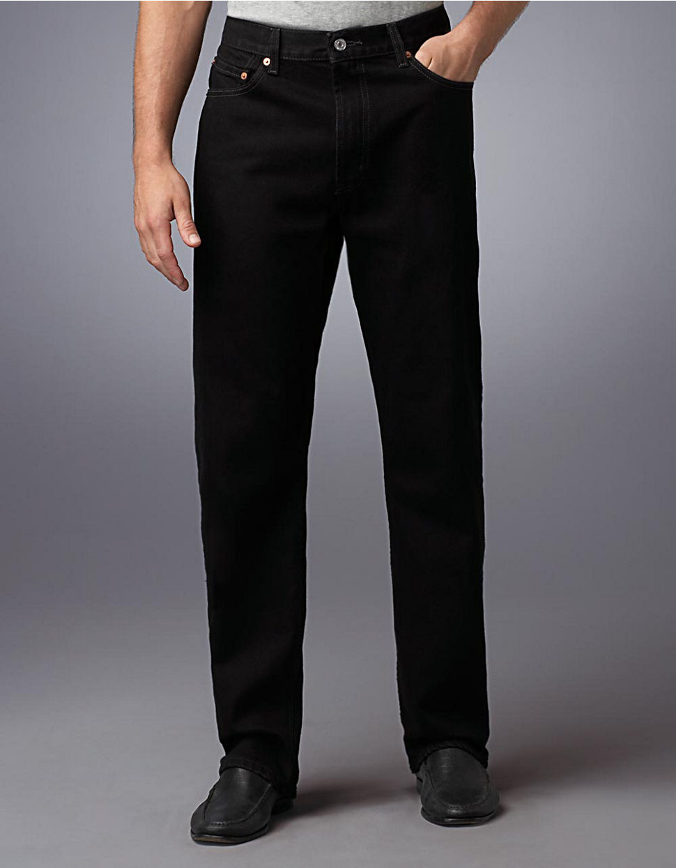 Levis Mens Bootcut Jeans