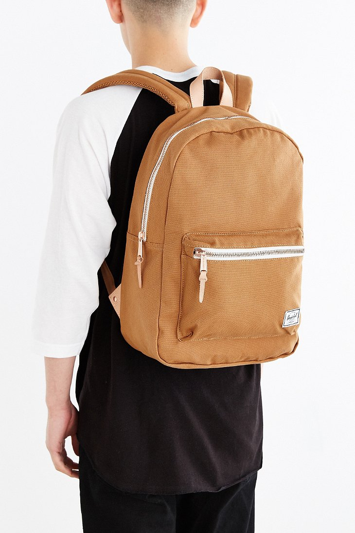 Lyst - Herschel Supply Co. Settlement Select Backpack in Brown for Men 83d579b48387e