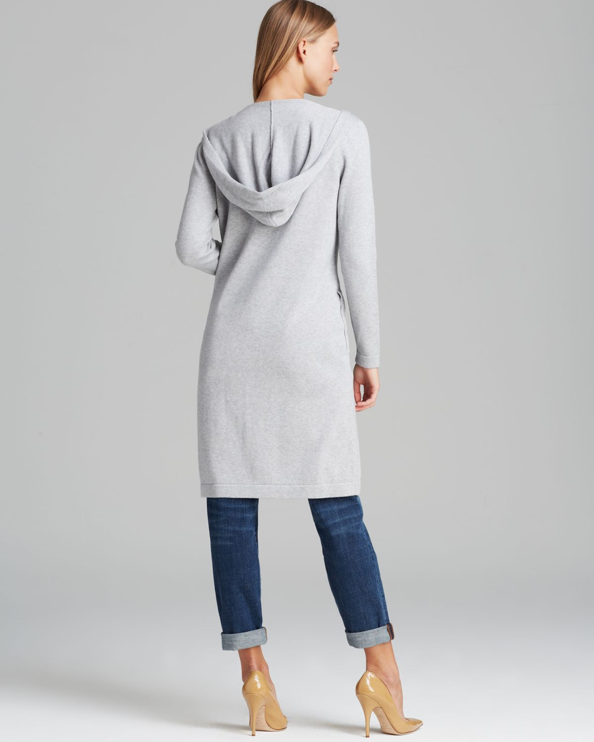 100  [ Long Cardigan ] | Paychi Guh F158 Long Cardigan Cashmere ...