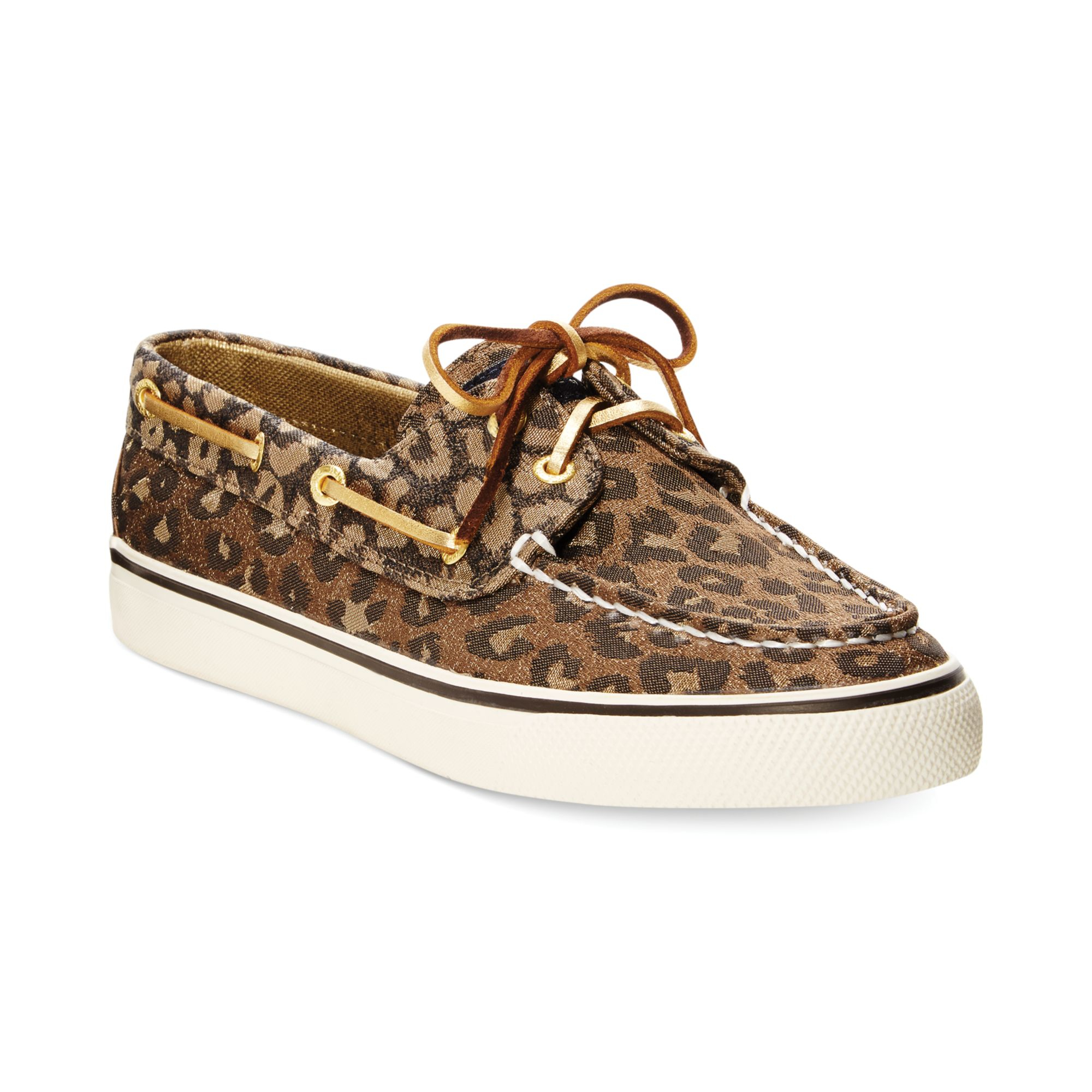 Sparkle Boat Shoes For Women
