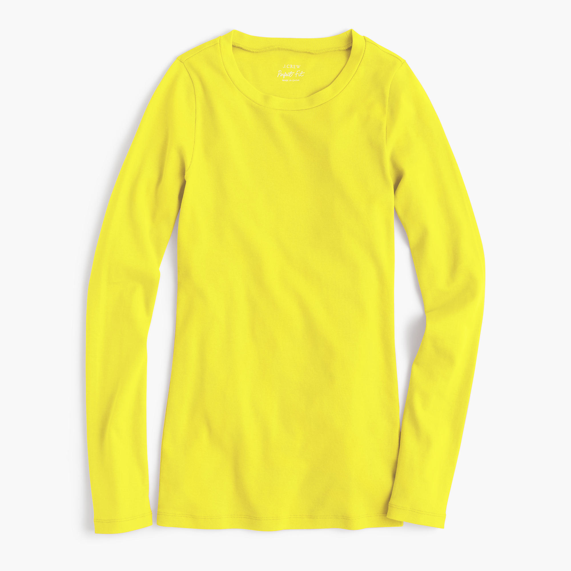 Long Sleeve Yellow Shirt Artee Shirt