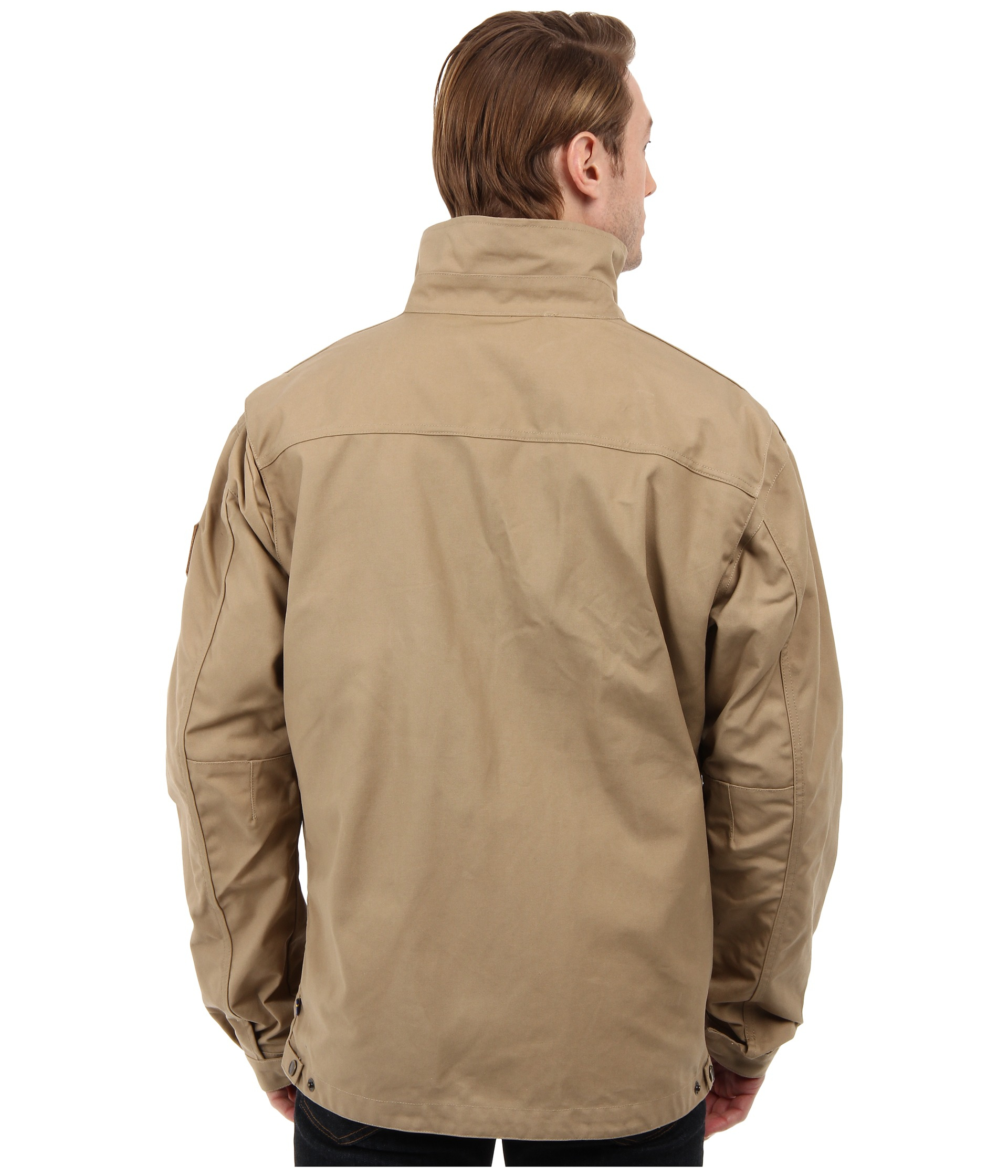 Fjallraven Övik Short Jacket in Brown for Men | Lyst