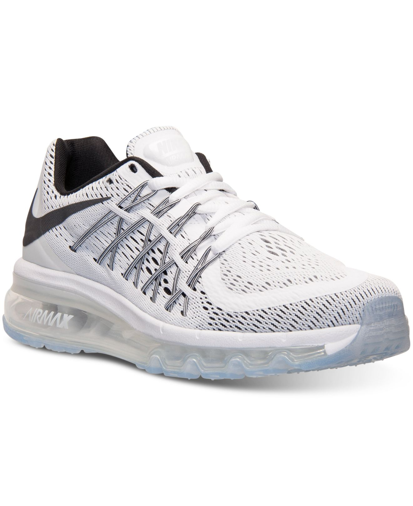 Lyst - Nike Women s Air Max 2015 Running Sneakers From Finish Line ... 8157bd4ce