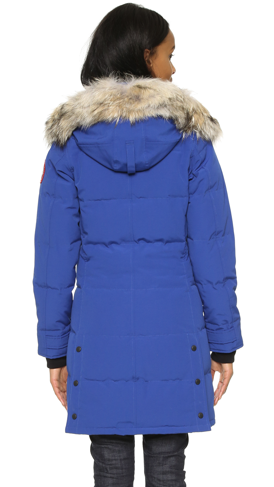 Lyst Canada Goose Shelburne Quilted Down Filled Parka