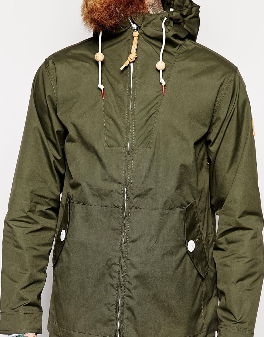 Penfield Gibson Jacket in Green for Men | Lyst