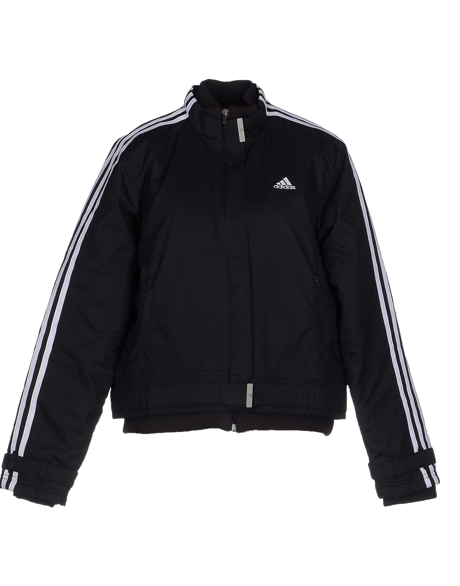adidas jacket in black lyst. Black Bedroom Furniture Sets. Home Design Ideas