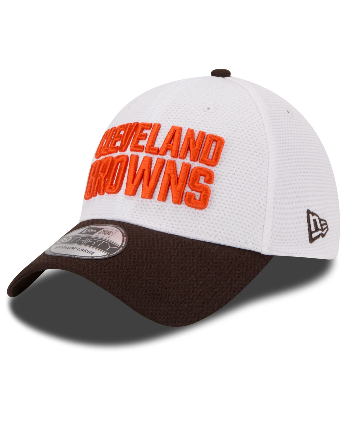 Ktz Cleveland Browns Nfl 2015 Training 39thirty Cap In