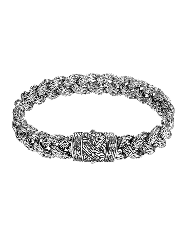 Lyst John Hardy Men S Classic Chain Braided Bracelet In