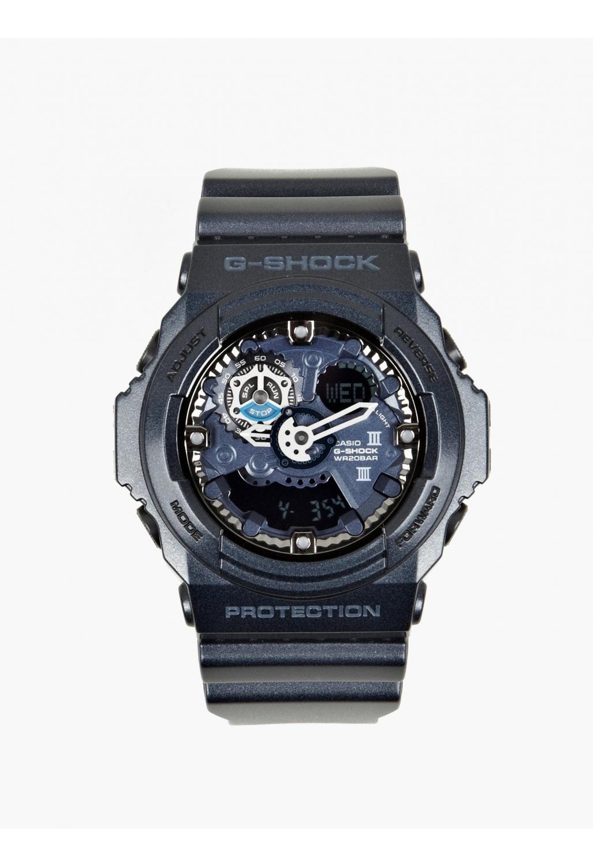 G-shock Blue Steel Ga-300a-2aer Watch in Blue for Men