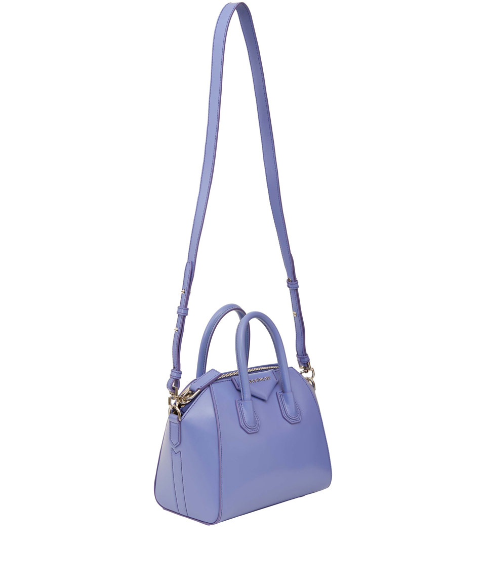 ... Blue Small Antigona Leather Tote Bag - Lyst  hot sale online 8b484  efb53 Gallery. Womens Givenchy Antigona Womens Chain Strap Bags . ... 8e6ec1c125