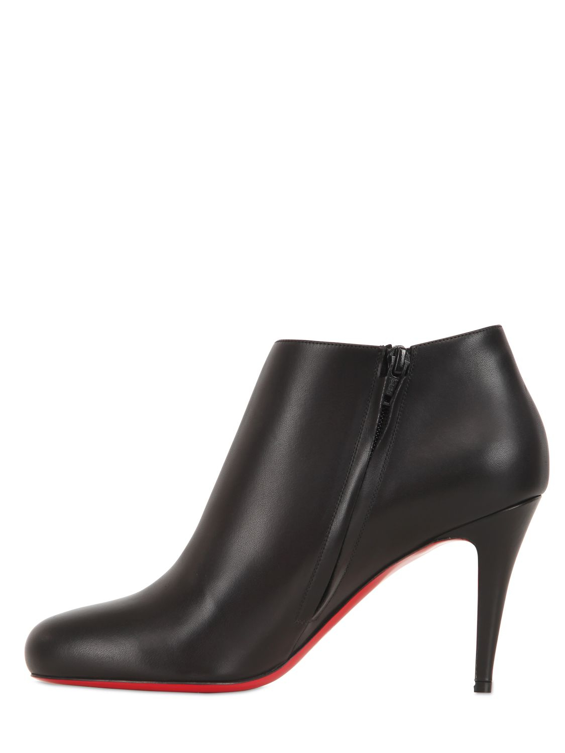bottines belle calf louboutin
