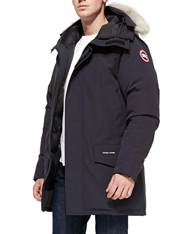 Canada Goose' jacket fur
