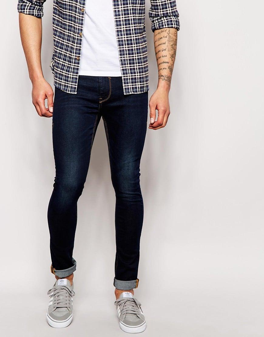 Lunar Skinny Jeans - Grey Blend h5xICguvMY