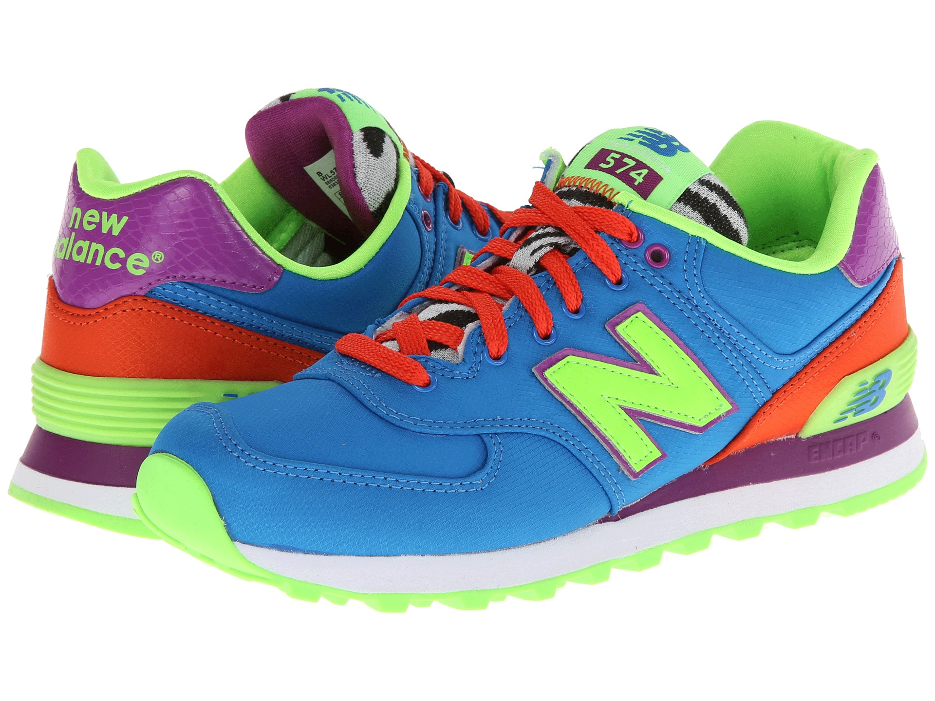 new balance wl574 pop safari