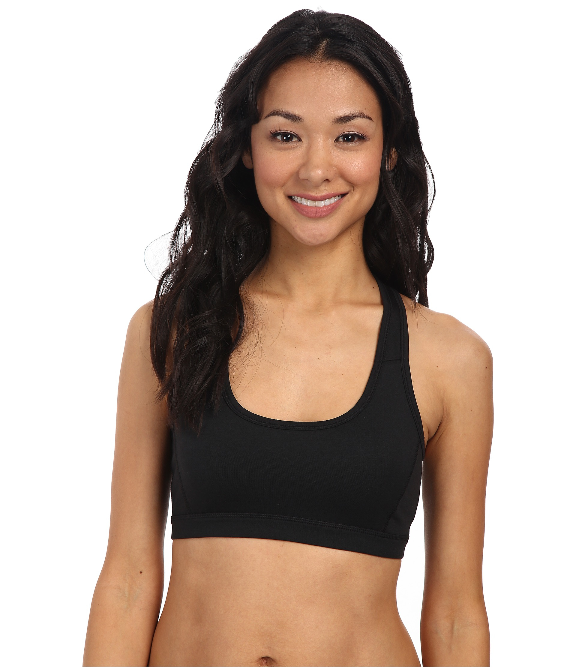 Mountain Hardwear Mighty Activa Sportbra Black Women's Running Underwear 8451661