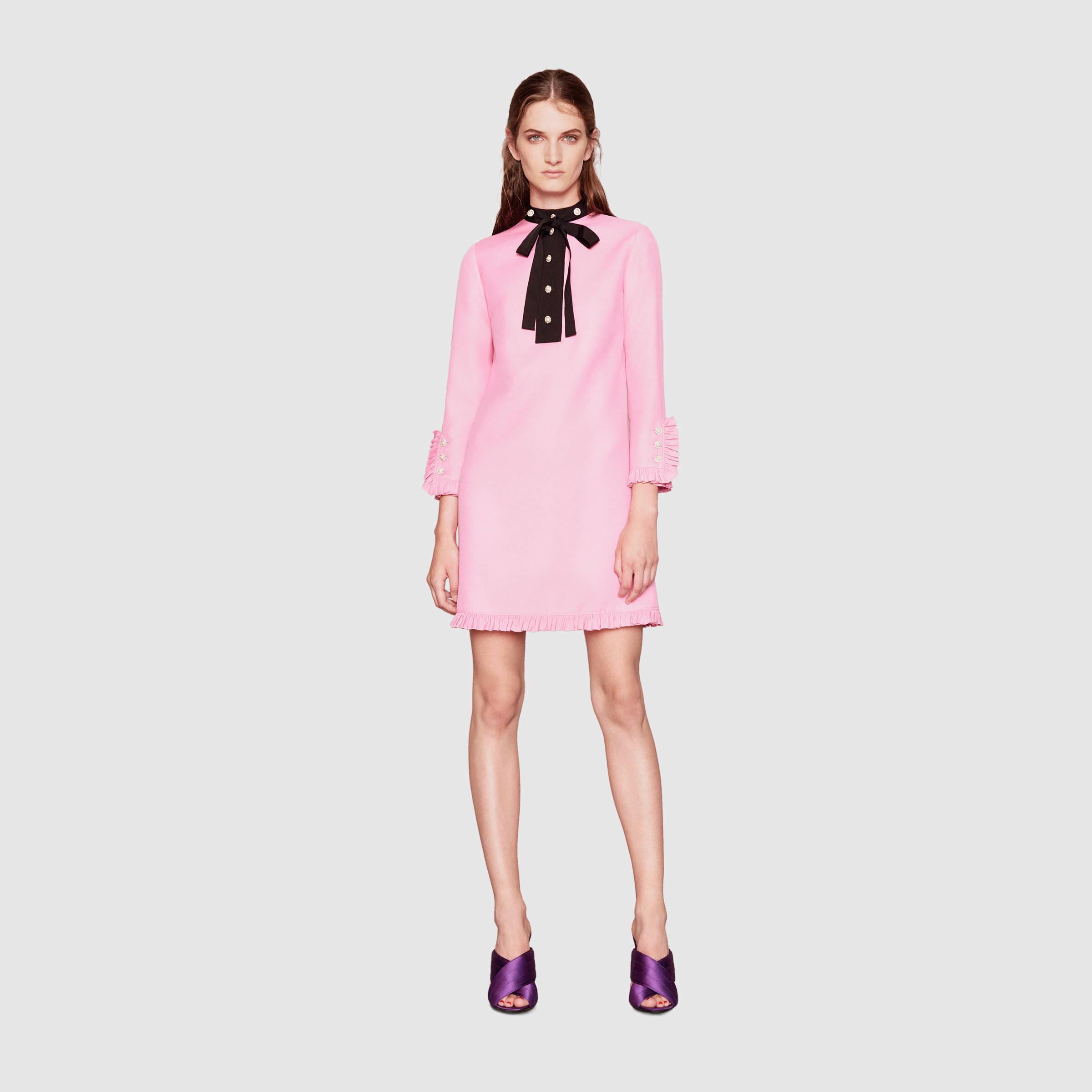 Vistoso Vestidos De Novia Gucci Ornamento - Ideas de Estilos de ...