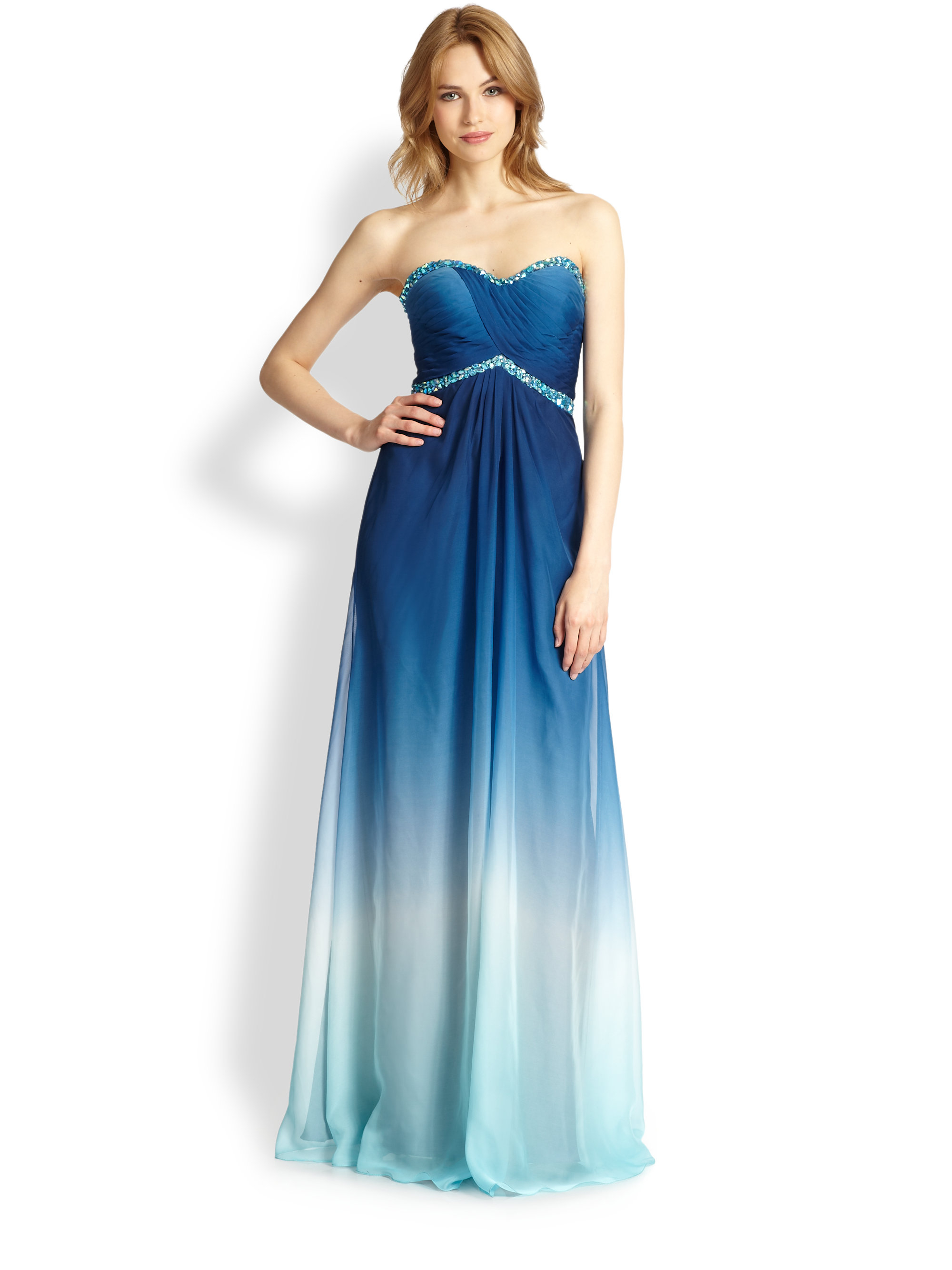 Famous Saks Fifth Avenue Prom Dresses Component - All Wedding ...