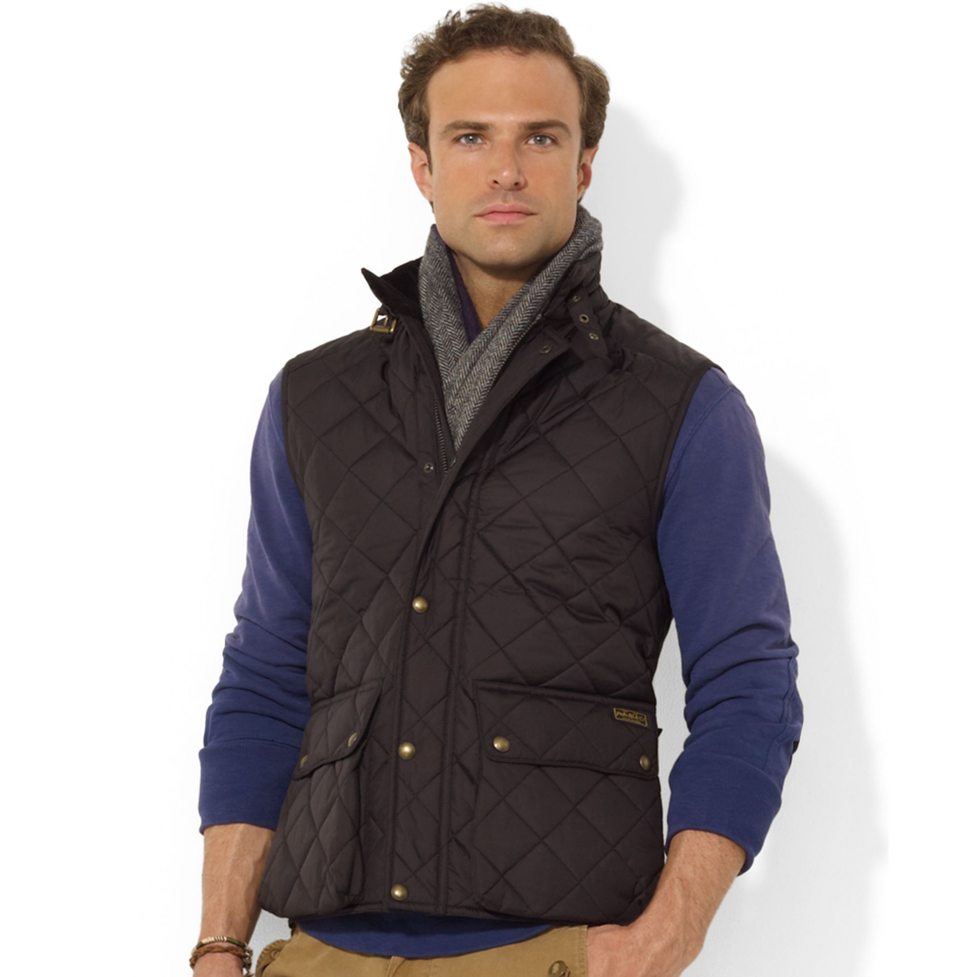 vest product quilt mg construct mltd dickies black quilted