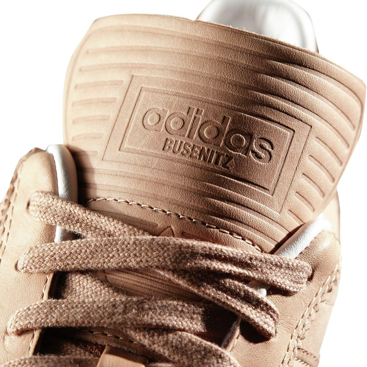 best website 0568c 75870 Lyst - adidas Limited Edition Busenitz Veg Tan Leather Shoe